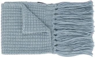 Rossignol Fringe Knit Scarf