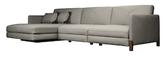 Modloft Lafayette Sectional Sofa Set (3 PC)