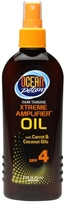 Ocean Potion Suncare Dark Tanning Xtreme Amplifier Oil, SPF 4 with Carrots & Coconut Oil
