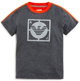 Armani Junior Armani Boys' Contrast Back Logo Tee - Sizes 4-16