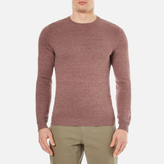 A.p.c. Pull Lito Knitted Jumper Noisette