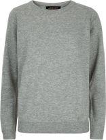 Jaeger Wool Cashmere Sweatshirt