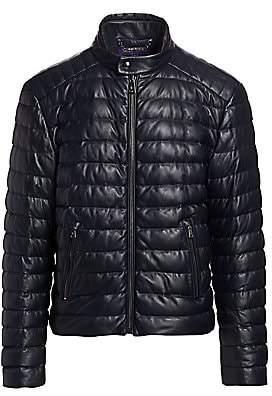 Ralph Lauren Purple Label Men's Lawton Quilted Leather Jacket