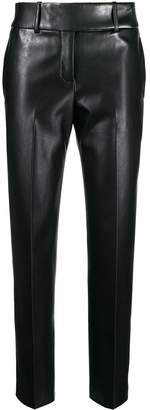 Ermanno Scervino textured bootcut trousers