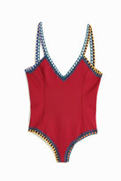 Kiini Soley Scoop Back One Piece