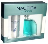 Nautica Cologne by for Men. 2 Pc. Gift Set.