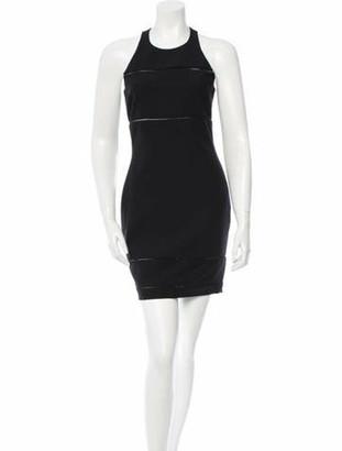 Elizabeth and James Sleeveless Mini Dress w/ Tags Black