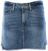 Frame Le Mini Skirt Gusset Step