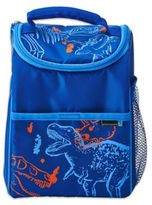 Built NY Lifetime Brands BYO Dual Dino-Mite Lunch Bag in Blue