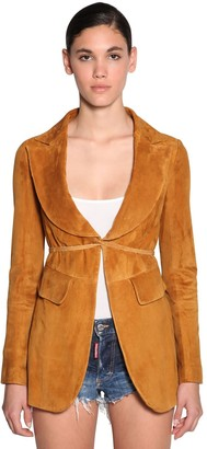 DSQUARED2 Suede Jacket