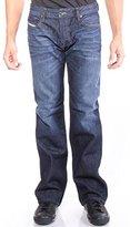 Diesel Men's Zatiny Slim Regular-Bootcut Jean N73 L 32