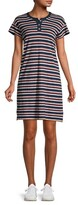 Thumbnail for your product : Madewell Striped Henley Dress