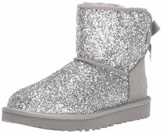 UGG Women's Classic Mini Bow Cosmos Fashion Boot