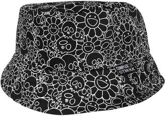 Takashi Murakami Black Cloth Hats