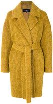 Rochas oversize egg shape coat