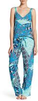 Josie Tank & Pant Pajama Set (2-Piece)