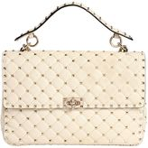 Valentino Large Spike Quilted Leather Bag