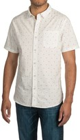 Jachs NY Pop-a-Dot Shirt - Short Sleeve (For Men)