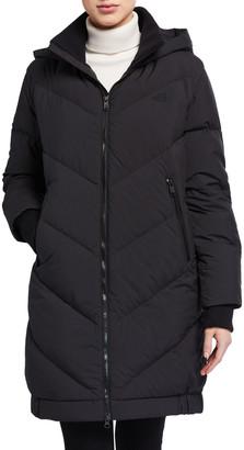 The North Face Albroz Hooded Parkina Coat