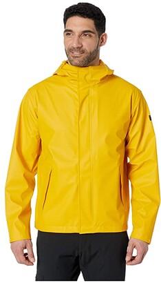 Helly Hansen Moss Jacket (Essential Yellow) Men's Coat
