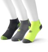 Gold Toe Goldtoe Men's PowerSox by GOLDTOE 3-Pack Low Cut Socks