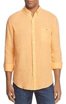 Vineyard Vines Tucker Slim Fit Linen Long Sleeve Button-Down Shirt