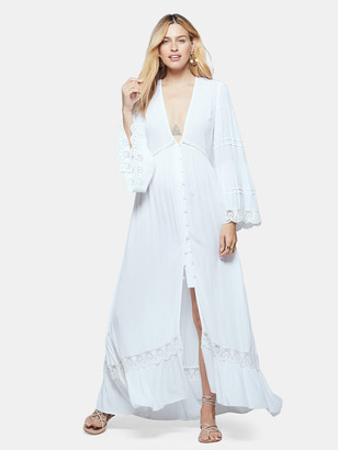 Band of Gypsies Baja Duster Maxi Dress