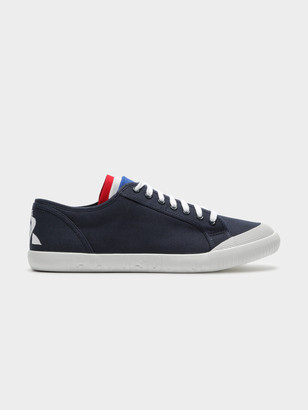 Le Coq Sportif Mens Nationale Sneakers in Navy