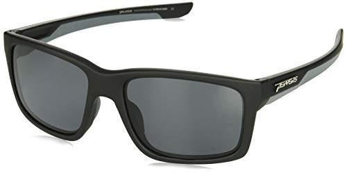 Pepper's Unisex-Adult Voodoo MP5918-1 Polarized Oval Sunglasses