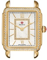 Michele Women's Deco Ii Diamond Dial Watch Case, 26Mm X 28Mm (Nordstrom Exclusive)