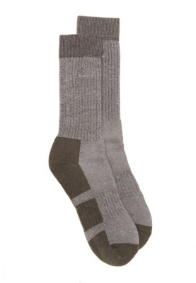 Timberland Wool Blend Men's Crew Socks - 2 Pack
