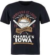 Chevignon Print Tshirt Navy