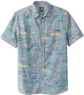 Body Glove Men's Beach Boy Short Sleeve Shirt 8153243