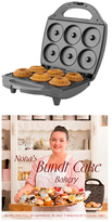 Kalorik Bundt Cake Maker with Deluxe 50-Recipe Book