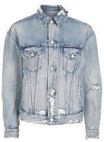 Denim & Supply Ralph Lauren Distressed Denim Jacket