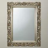 John Lewis Ornate Leaf Wall Mirror, 122 x 91cm, Champagne