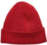 Burton Burton Red Fisherman Beanie Hat