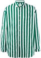 Sunnei striped shirt