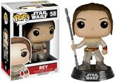 Funko Pop! Star WarsTM Episode 7 Rey Figurine