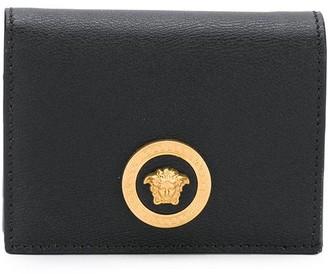 Versace Large medusa flap over wallet