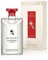 Bvlgari Eau Parfumee Au The Rouge Shampoo Shower Gel, 6.8oz.