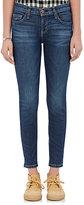 "Current/Elliott Women's ""The Stiletto"" Skinny Jeans-BLUE"