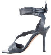 Brian Atwood Ankle Strap Sandals