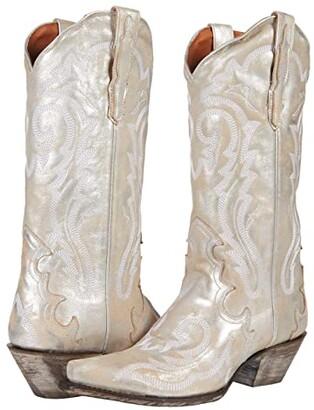 Dan Post Frost Bite (Silver) Women's Boots