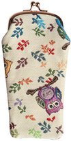 Signare Womens Tapestry Glasses Pouch/Case