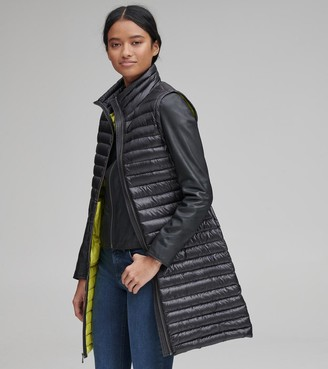 Andrew Marc Final Sale BRIXTON CRINKLE CLOTH DOWN PARKA