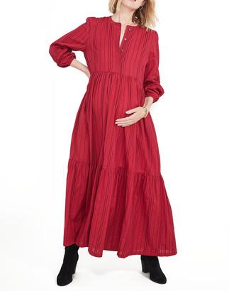 Madewell HATCH Collection The Katana Dress