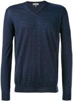 Lanvin V-neck jumper - men - Wool - S