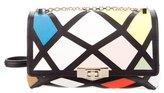 Roger Vivier 2016 Mini Prismick Bauhaus Bag