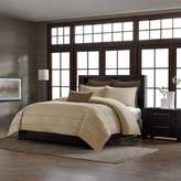 Bed Bath & Beyond Metropolitan Home Wright Queen Comforter Set in Taupe